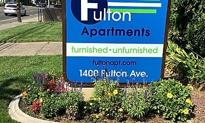 Warren Fulton Apartments, 1