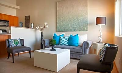 Living Room, Providence Hill And Providence Court, 0