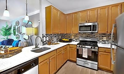 Kitchen, The Point at Herndon, 1