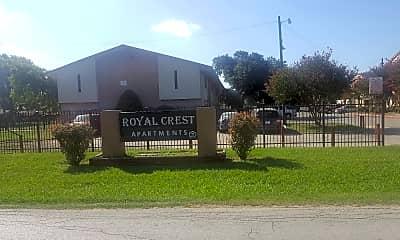 Royal Crest Apts, 1