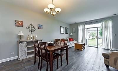 Dining Room, 848 Woodewind Dr, 1