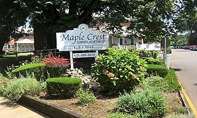 Maple Crest Garden Apartments at  Dix Hill, 1