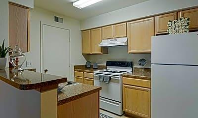 Kitchen, Memorial Heights at Washington, 1