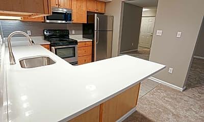 Kitchen, Burroughs Commons, 0