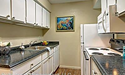 Kitchen, Sawmill Apartments  12903 E. 35th Place, 1