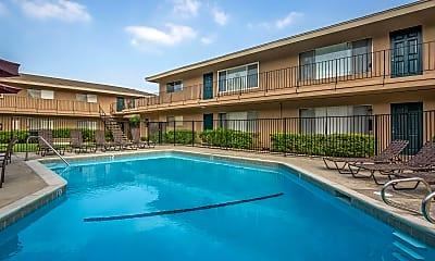 Pool, Glenwood Apartment Homes, 0