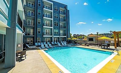 Pool, Apollo Midtown, 2