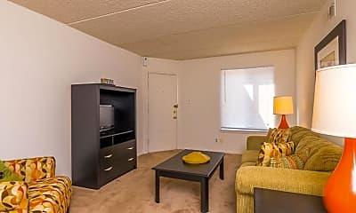 Living Room, Salem Village, 2