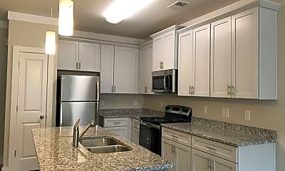 Kitchen, Keystone at Mebane Oaks, 0