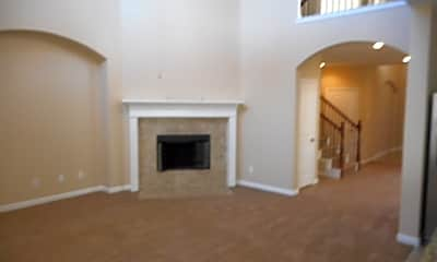 Living Room, 1605 Mockingbird Drive, 1