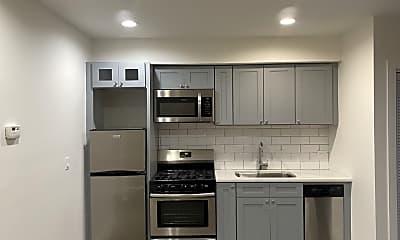 Kitchen, 5827 N Ridge Unit 204, 0