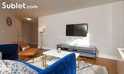 Living Room, 12 E 96th St, 1