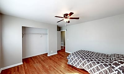 Bedroom, Room for Rent -  a 10 minute walk to bus stop S In, 2