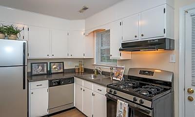 Kitchen, 5410 Grist Mill Dr, 2