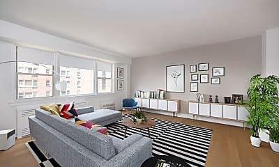Living Room, 45 W 139th St 1-F, 0