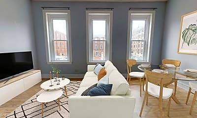 Living Room, 1129 S Broad St, 0