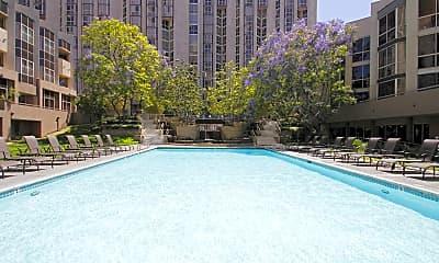 Pool, Promenade Towers, 0