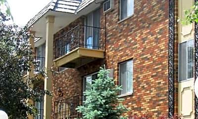 Building, River Terrace Apartments, 0