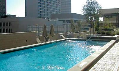 Pool, 500 Throckmorton St 2506, 2