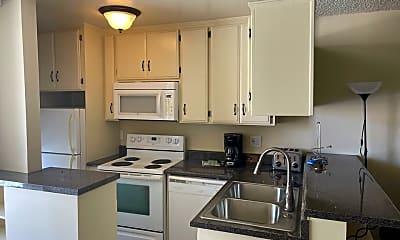 Kitchen, 6151 Orange St 204, 1