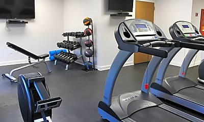Fitness Weight Room, 101 Rantoul St, 1
