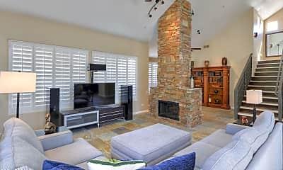 Living Room, 7400 E Gainey Club Dr 203, 1