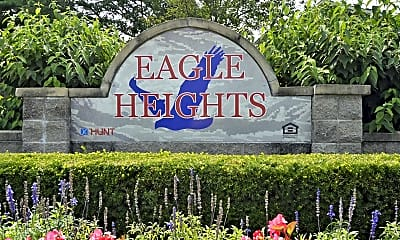 Community Signage, Eagle Heights, 2