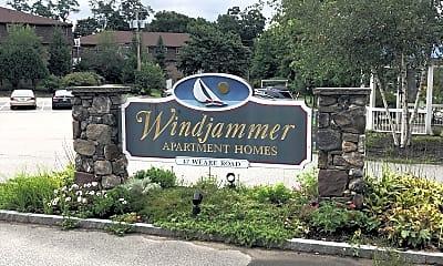 Windjammer Apartments, 1