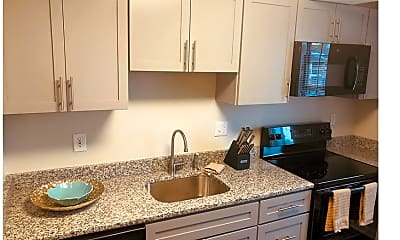 Kitchen, The Westwinds, 1