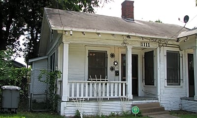 Building, 1111 Annex Ave., 0