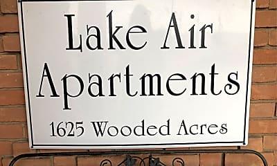 Lake Air Apartments, 1