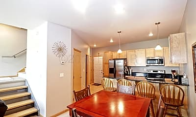 Dining Room, Tustin Park Townhomes, 0