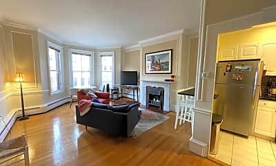 Living Room, 431 Beacon St, 0