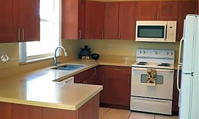 Kitchen, 806 NW 135th Terrace, 1
