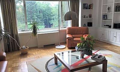 Living Room, 4301 Massachusetts Ave NW Apt 1002, 0