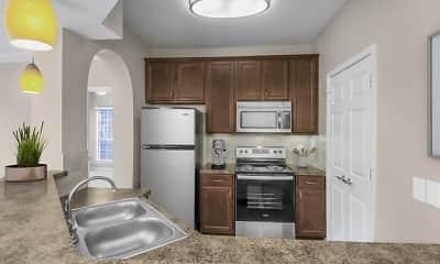 Kitchen, Camden St. Clair, 0