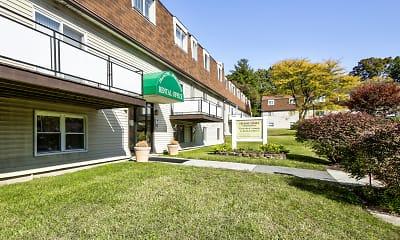 Building, Franconia Apartments, 0