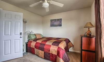Bedroom, Rocktowne, 1