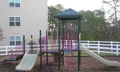 Playground, Patriot's Cove, 2