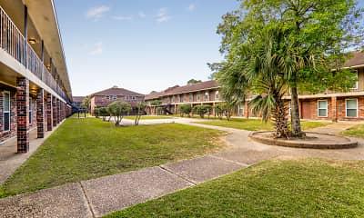 Courtyard, Broadmoor Plantation, 0