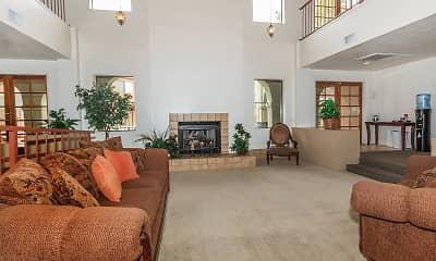 Living Room, Tierra Ridge, 2