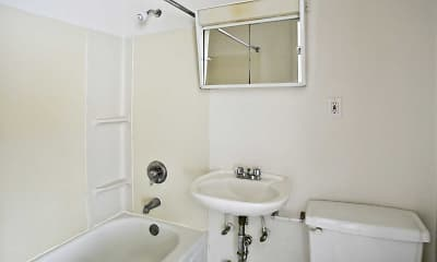 Bathroom, 3957 West Irving, 2
