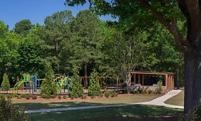 Playground, The Corners at Holcomb Bridge, 2