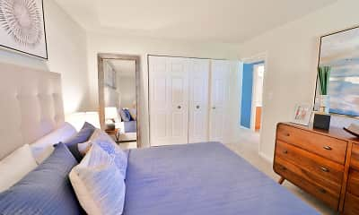 Bedroom, Gwynn Oaks Landing, 1