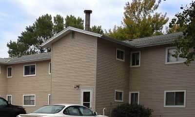 Building, Alex Paul Apartments, 0