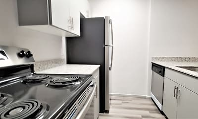 Kitchen, The Halifax, 1