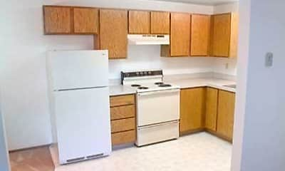 Kitchen, Chambers Crest, 1