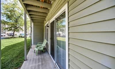 Patio / Deck, Sagebrook of Chapel Hill, 1