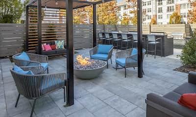 Patio / Deck, Riverwalk Apartment Homes, 2