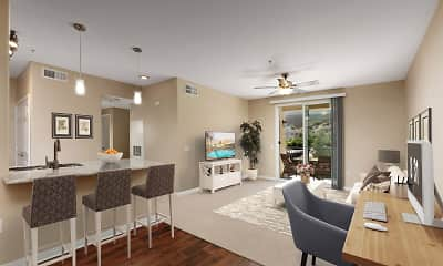 Living Room, Camden Old Creek, 1